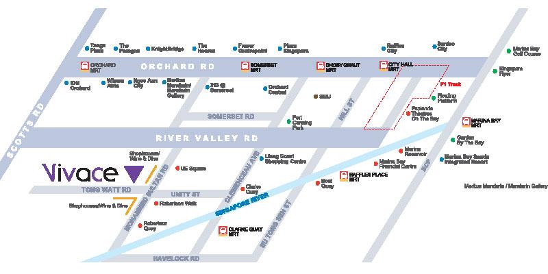 newlaunch.sg vivace map