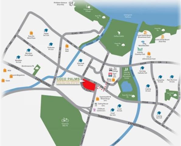 coco-palms-condo-map