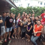 MTD Gathering at Aloha Chalet