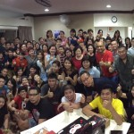 MTD Gathering at Aloha Chalet Jan 2015