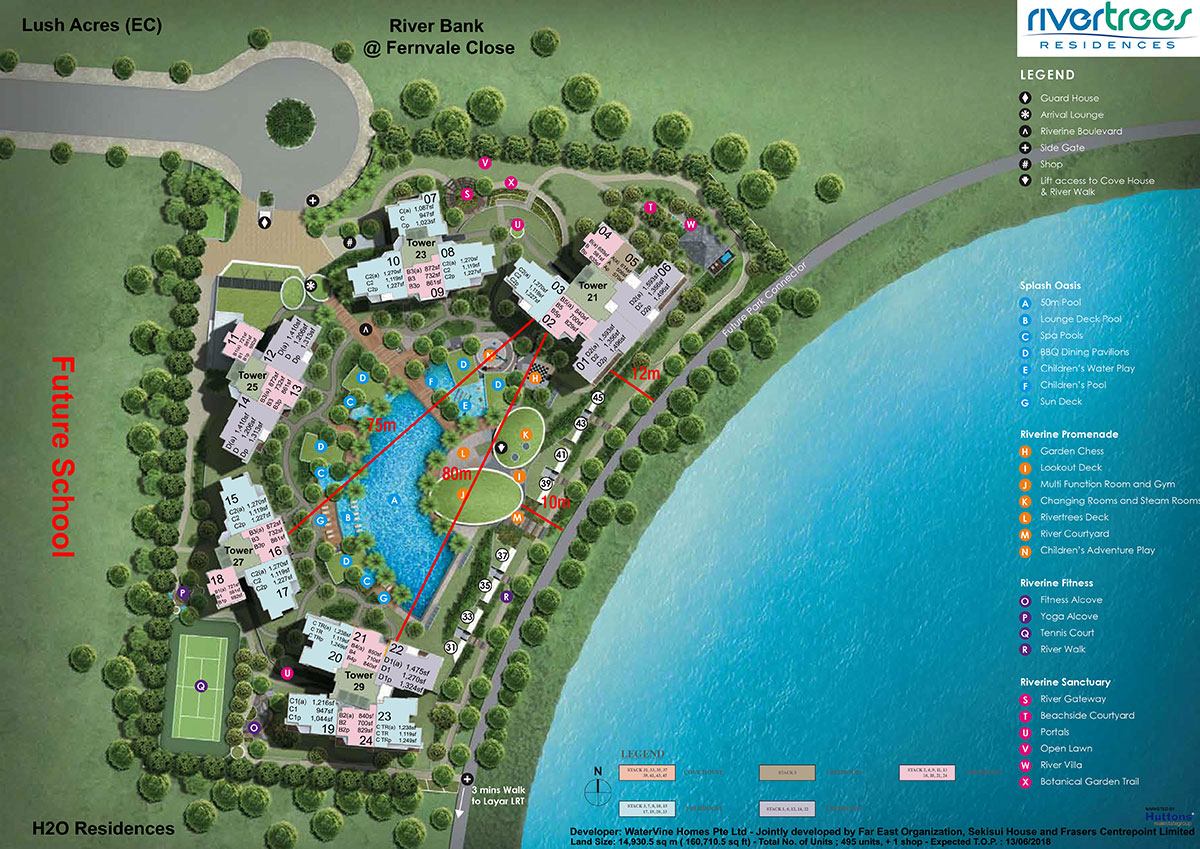 rivertrees-residences-site-plan