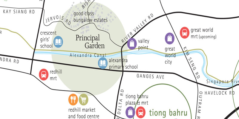 newlaunch.sg-pGarden-map