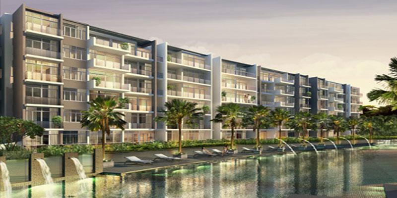 waterscape facade