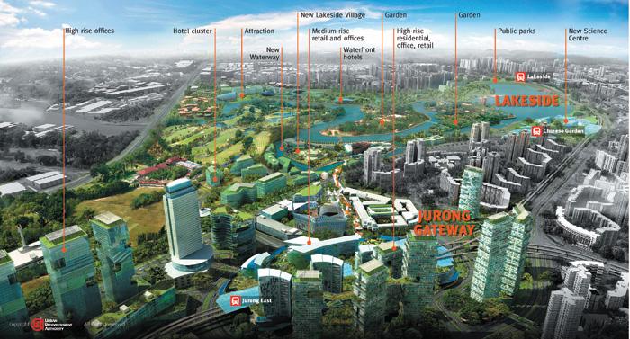 newlaunch.sg lake grande masterplan
