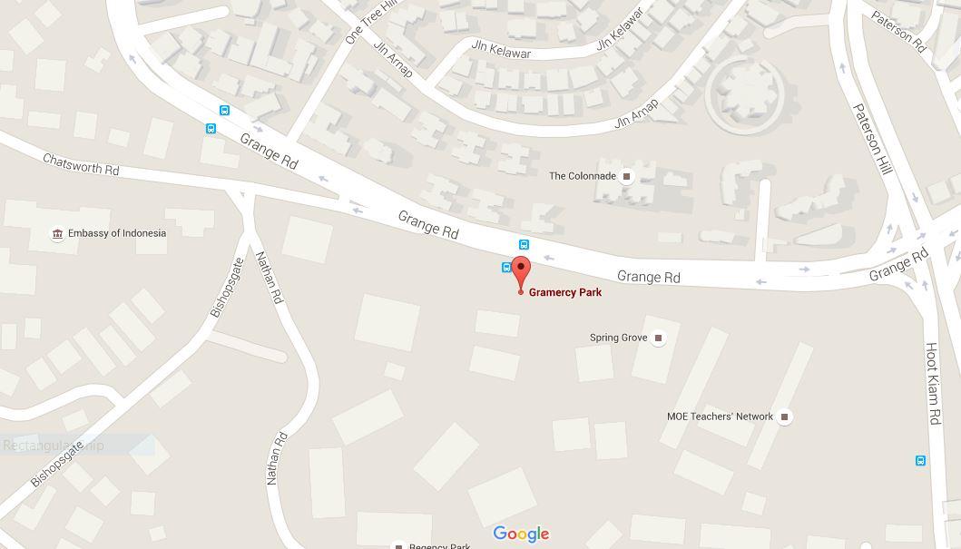 newlaunch.sg gramercy park locationmap