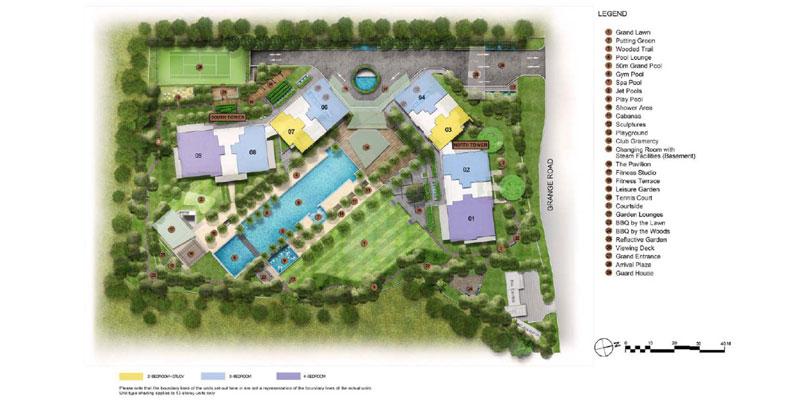 new;launch.sg gramercy park siteplan