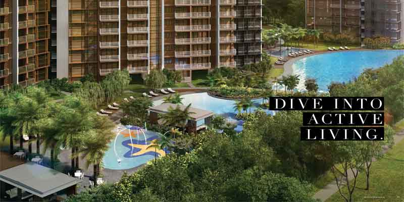 newlaunch.sg seaside residences pool overview