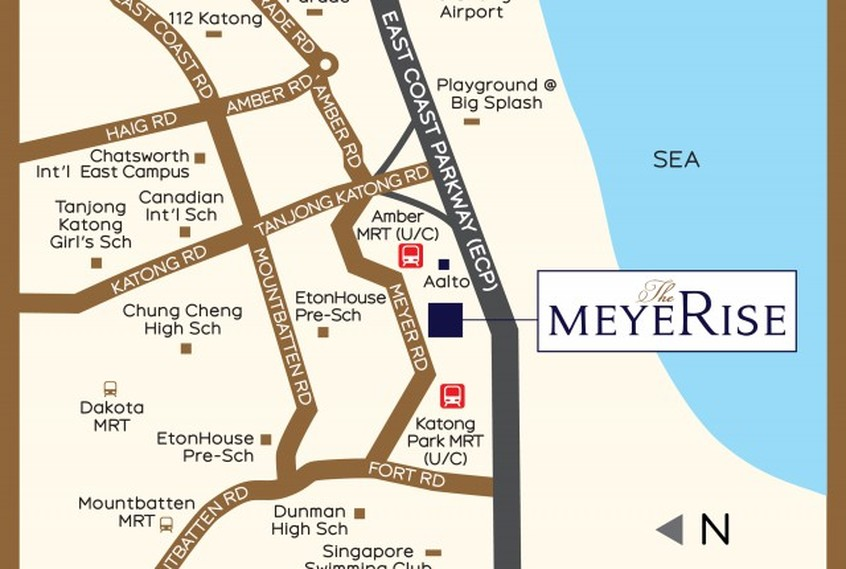 newlaunch.sg the meyerise location