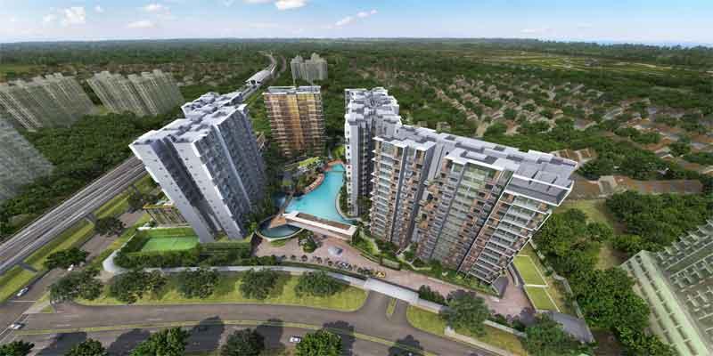 newlaunch.sg grandeur park residences aerial
