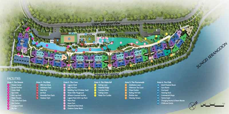 newlaunch.sg kingsford waterbay siteplan