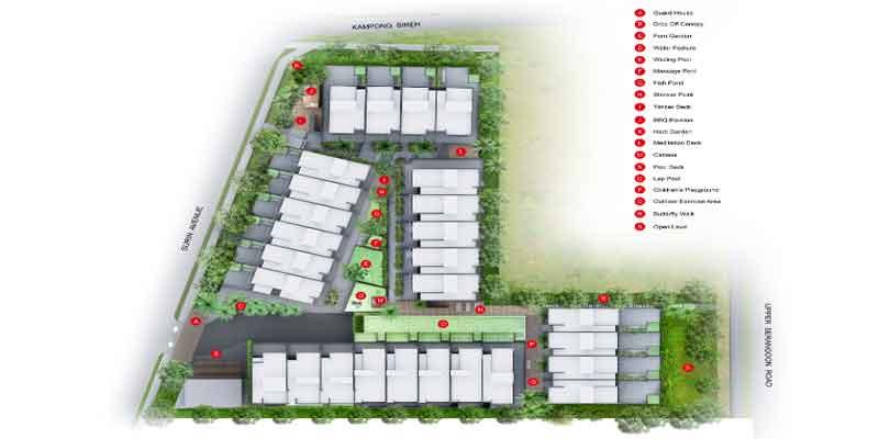 newlaunch.sg one surin siteplan