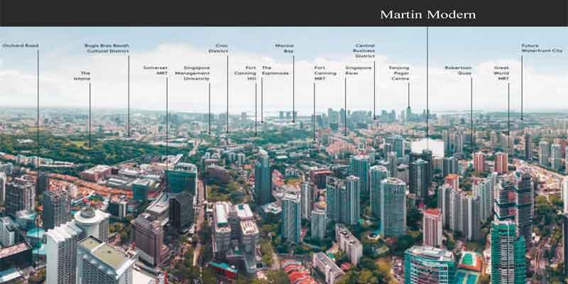 newlaunch.sg martin modern skyline