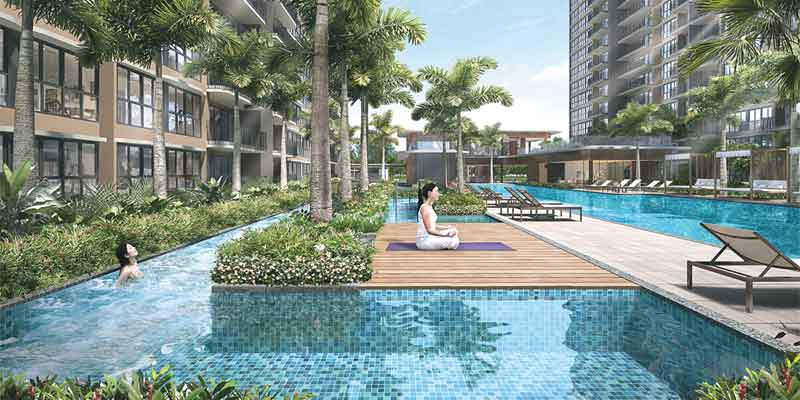 newlaunch.sg hundred palms residences pool 3