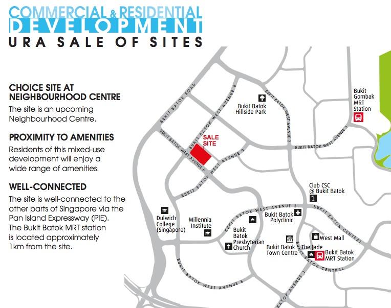 Le Quest at Bukit Batok West | Developer Sales Hotline
