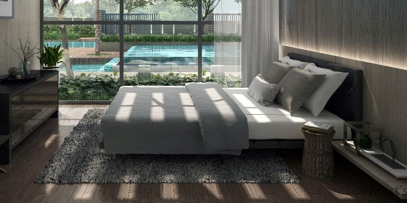 newlaunch.sg kandis residence bedroom