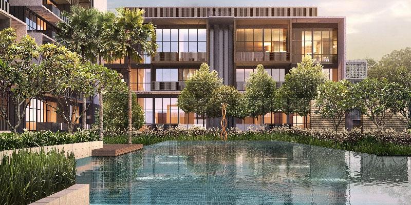 newlaunch.sg kandis residence pool
