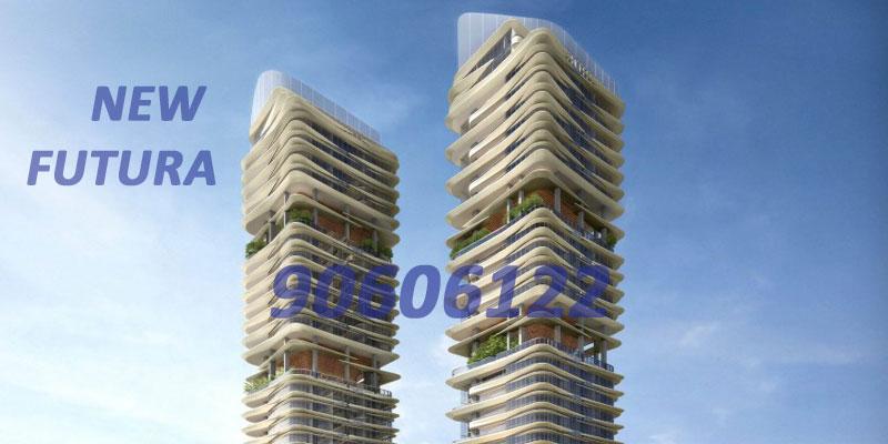 newlaunch.sg new futura facade