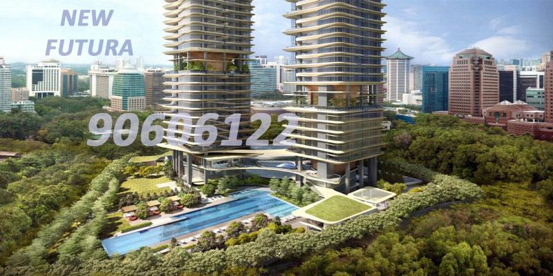 newlaunch.sg new futura landscape