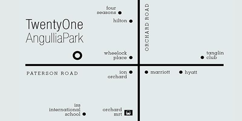 newlaunch.sg twentyone angullia park location
