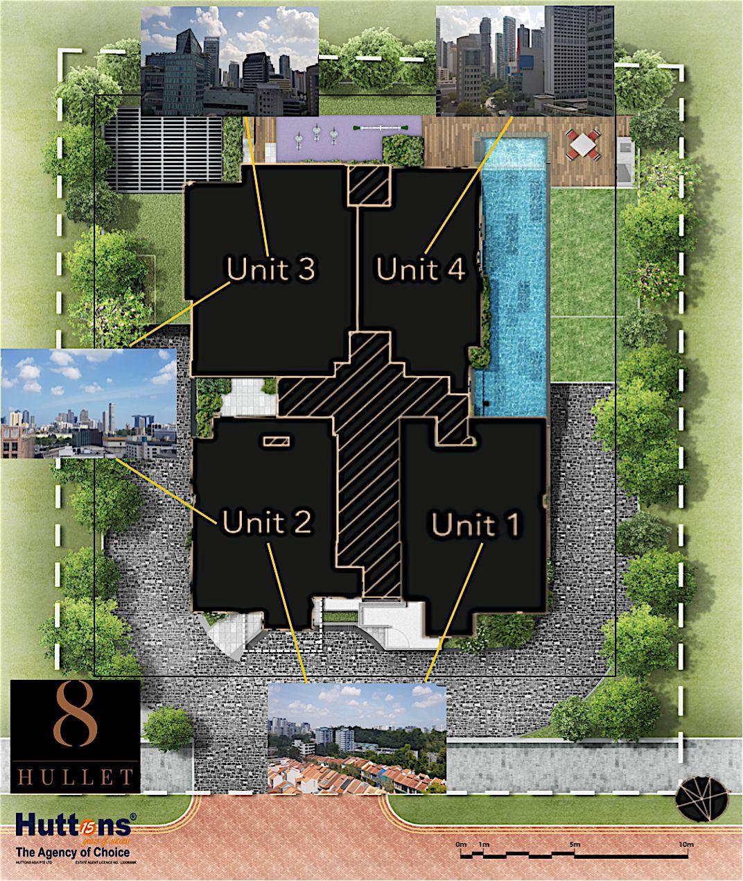 newlaunch.sg 8 hullet sitemap
