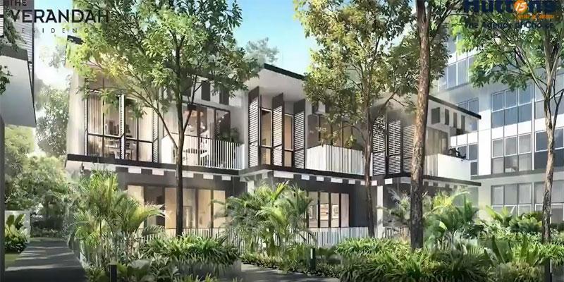 newlaunch.sg verandah residences frontview