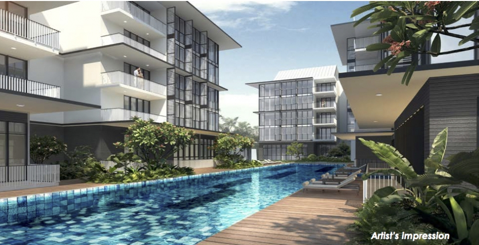 newlaunch.sg verandah residences pool