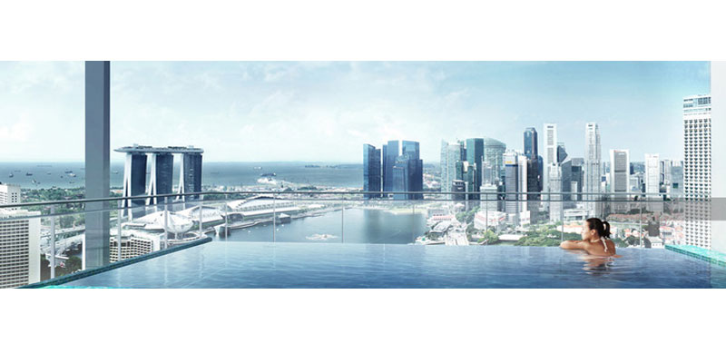 newlaunch.sg south beach development by cdl pool