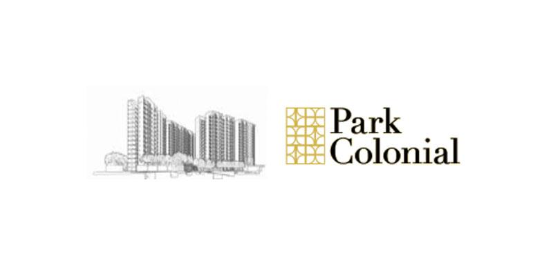 newlaunch.sg park colonial logo