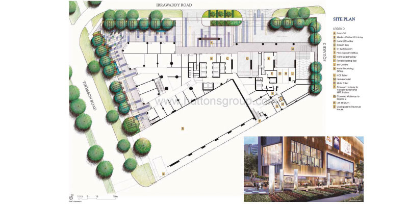 newlaunch.sg royal square location