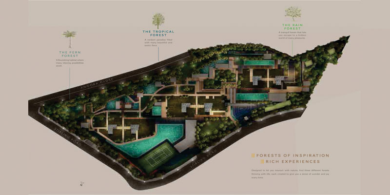newlaunch.sg stirling residences landscaping