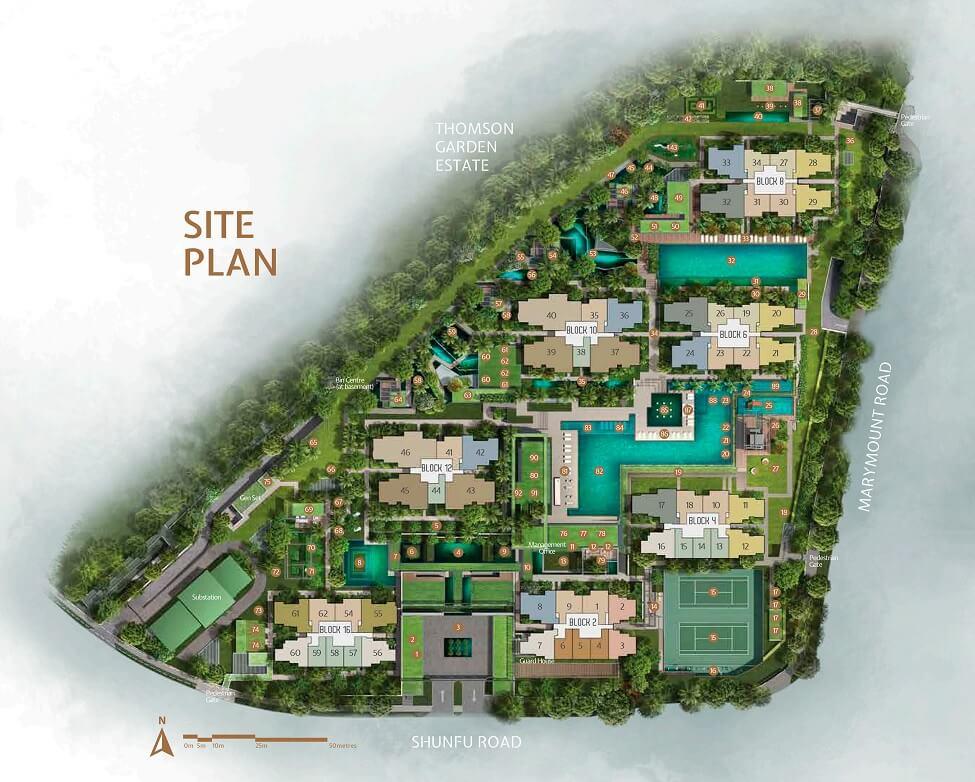 newlaunch.sg jadescape site plan