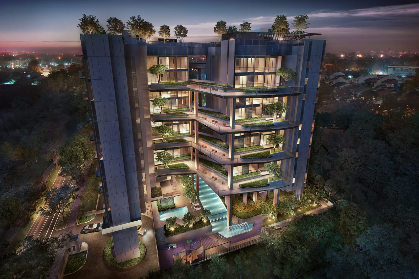 newlaunch.sg mont botanik residence perspective