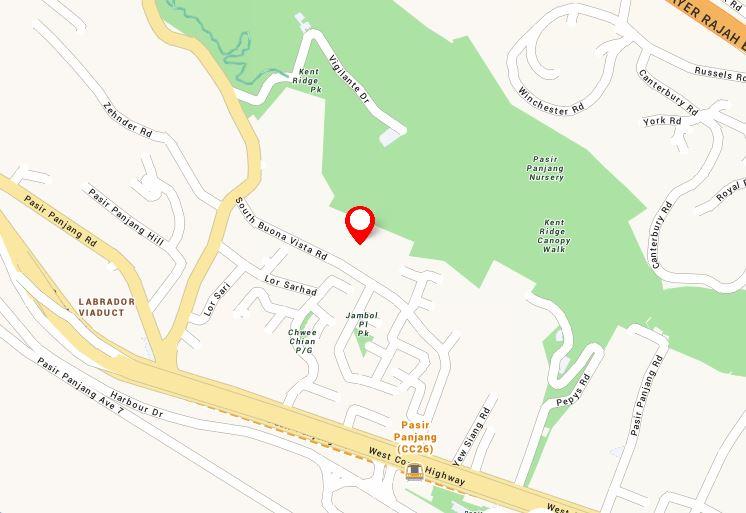 newlaunch.sg kent ridge hill residences map
