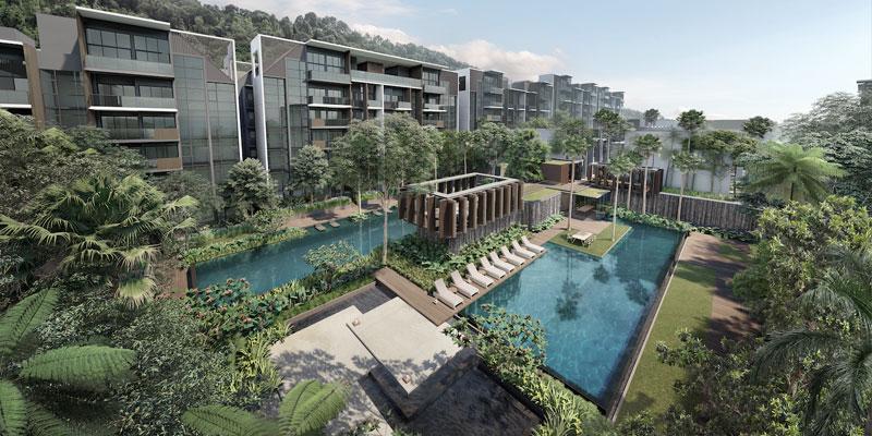 newlaunch.sg kent ridge hill residences overlooking-view