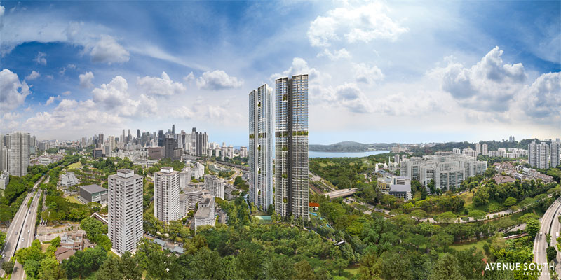 newlaunch.sg avenue south residence perspective2