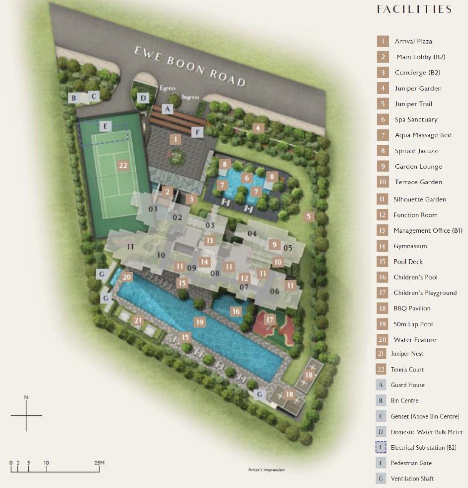 newlaunch.sg juniper hill sitemap