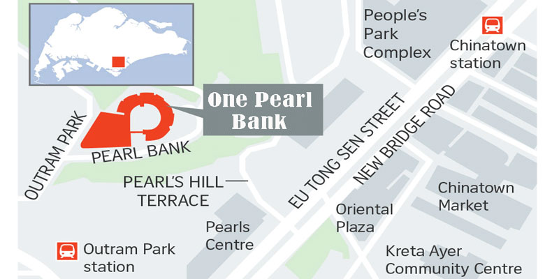 newlaunch.sg one pearl bank location