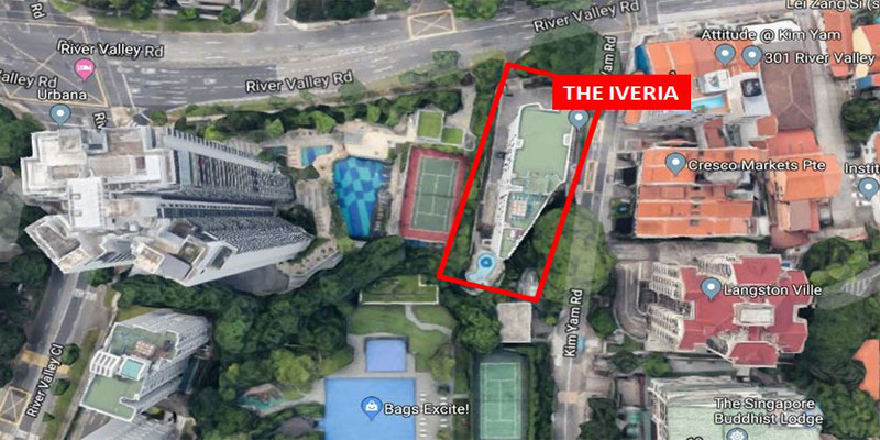 newlaunch.sg the iveria map