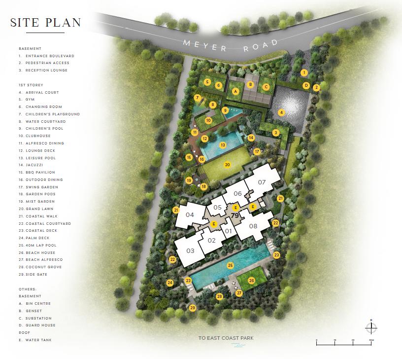 newlaunch.sg meyer mansion siteplan
