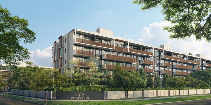 newlaunch.sg royal green perspective