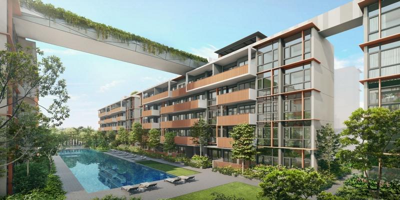 newlaunch.sg royal green pool