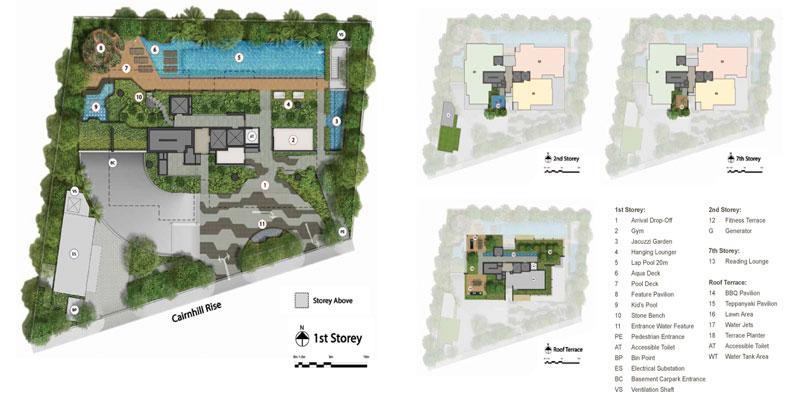 newlaunch.sg cairnhill 16 site