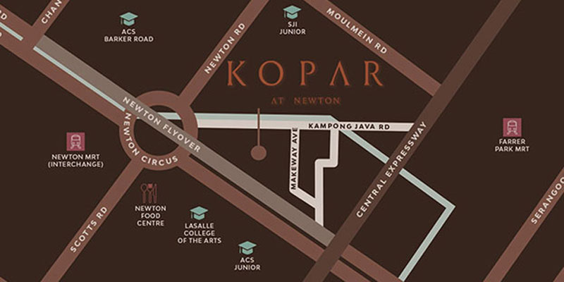 newlaunch.sg kopar map