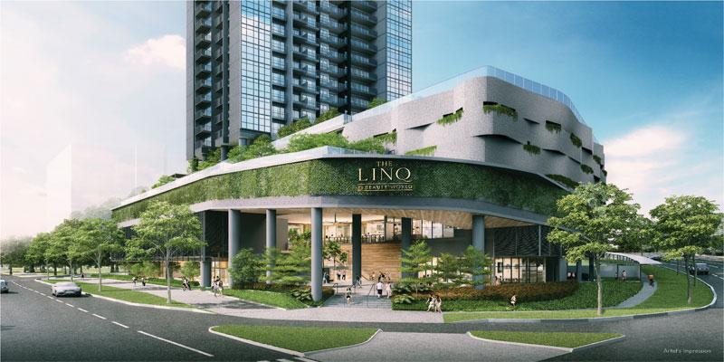 newlaunch.sg linq at beauty world street facade