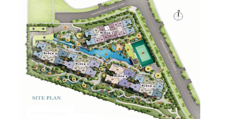 newlaunch.sg the garden residences site