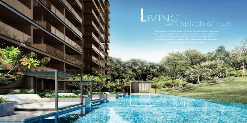 newlaunch.sg the landmark pool