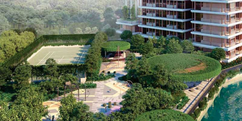 newlaunch.sg the reef at kings dock landscape