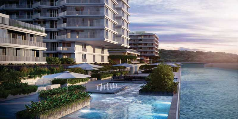 newlaunch.sg the reef at kings dock pool and sea