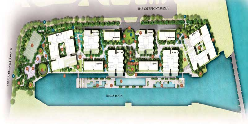 newlaunch.sg the reef at kings dock site