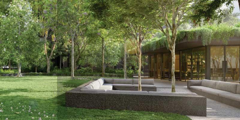 newlaunch.sg midtown modern green sofa